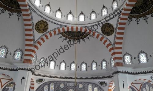 Burdur Camii Süslemeleri Yapan Ustalar