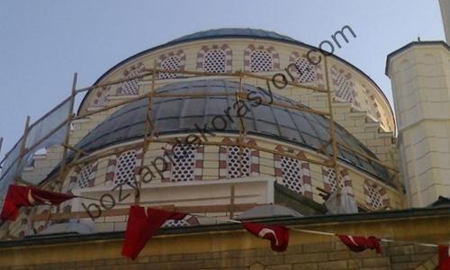Bursa Camilerin Kubbeleri İçin Kaplama işleri