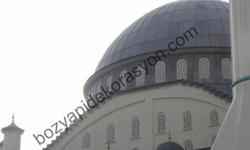Cami Kubbesi Alüminyum Kaplama Çeşitleri Hakkari