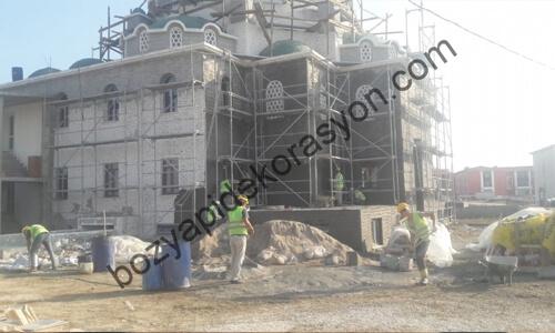 Camii Dış Cephe Mozaikleri Yapan Tekirdağ Firmaları