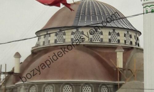 Camii Kubbesi Tadilat İşleri - Kubbe Ustası Erzurum