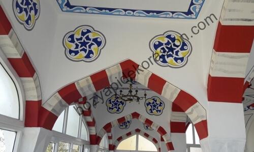 Camii Süsleme Hat Yazıları Hizmeti Hatay