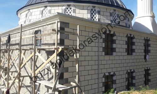 Dış Cephe Camii Mozaikleri Fiyatı Diyarbakır