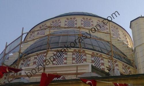 Diyarbakır Şadırvan ve Türbe Alüminyum Kaplamaları