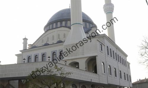 Gaziantep Şadırvan Camii Kurşun Kaplaması Hizmetleri