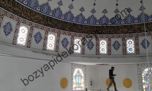Gümüşhane Camii Nakkaş Ustaları