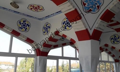 Isparta Camii Ana Kubbe Süsleme Sanatı