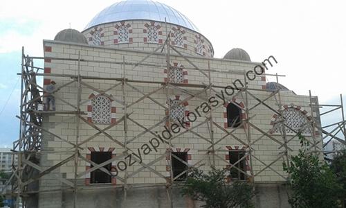 Kastamonu Dış Cephe Minare ve Cami Mozaikleri