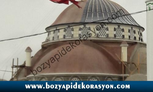 Kırşehir Cami Kubbesi Kaplama Çeşitleri
