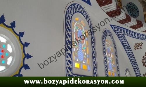 Kırşehir Camii Nakkaş İşleri ve Süsleme Sanatı
