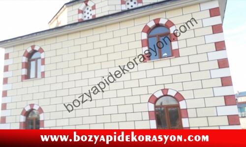 Konya Camii Dış Cephe Mozaik Kaplama FiyatlarıKonya Camii Dış Cephe Mozaik Kaplama Fiyatları
