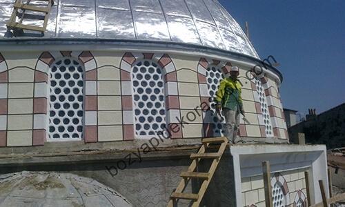 Kubbe Mozaik Kaplaması BİTLİS