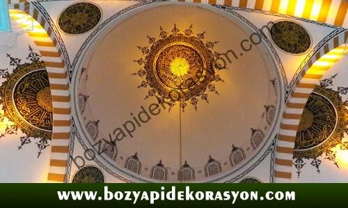 Malatya Camii Nakış ve Tezyinat Hizmetleri