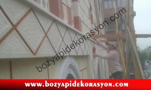 Malatya Dış Cephe Mozaik Şeklinde Kaplama Hizmetleri