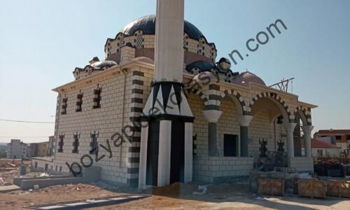 Tokat Şadırvan Mozaik ve Karo Dış Cephe Kaplamaları